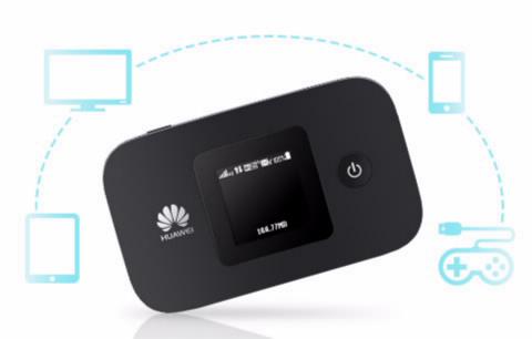 Huawei E5577 Portable Mobile Wi Fi 4g Lte